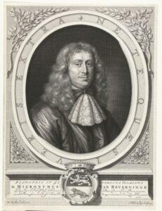Hiëronymus van Beverningk (Rijksmuseum)