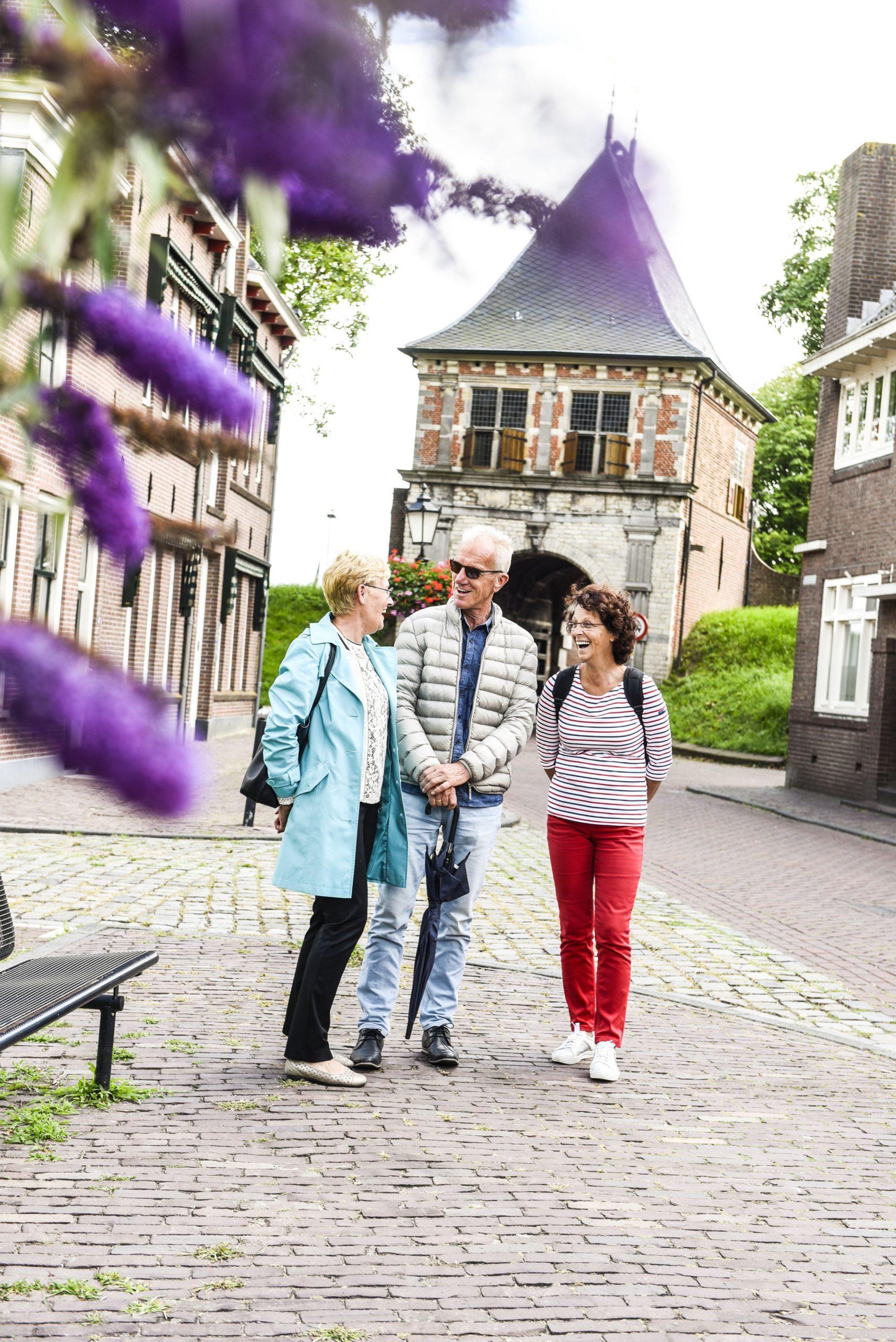 Historische wandelingen door Schoonhoven