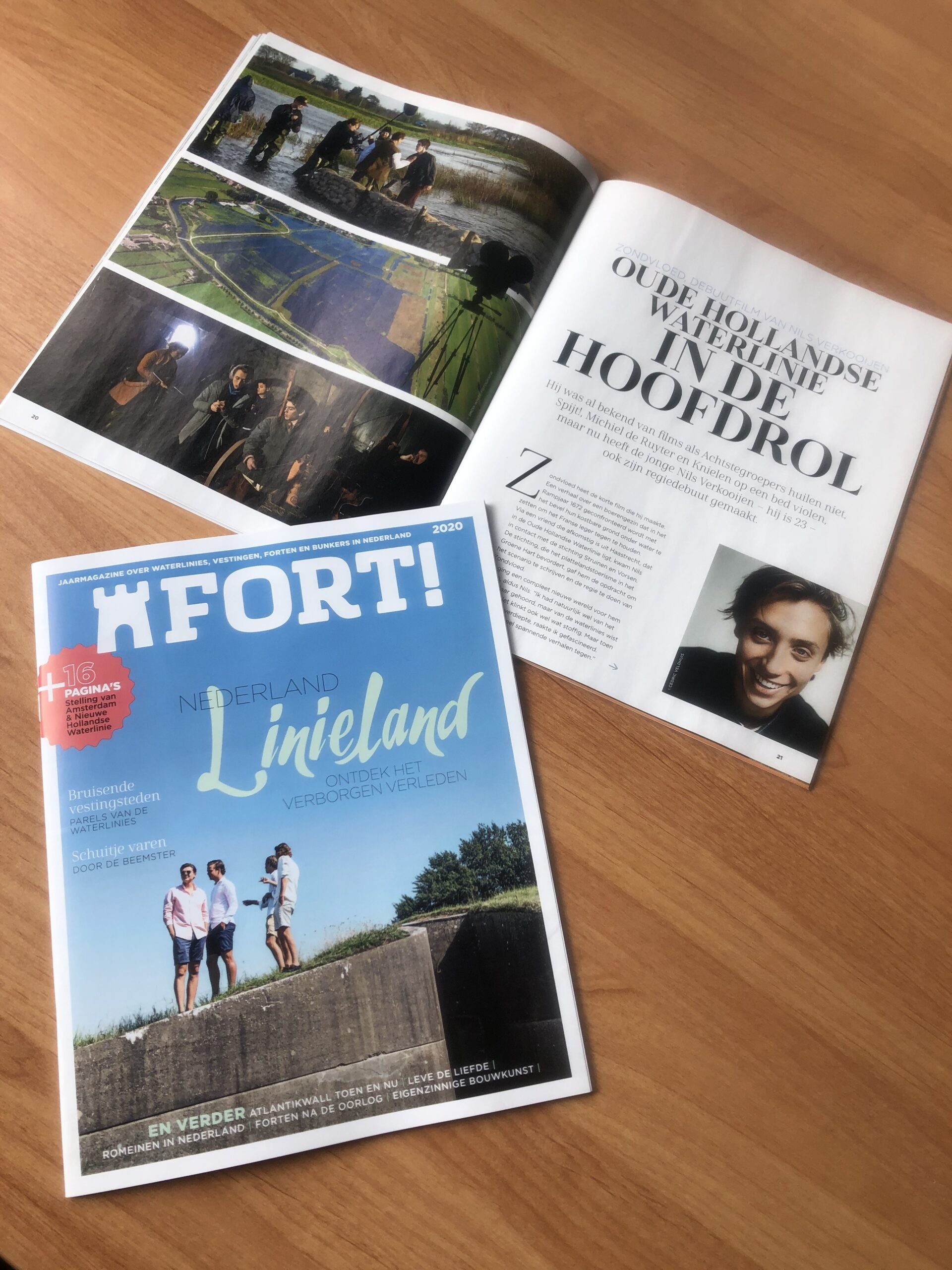 OHWL staat in Fort! magazine
