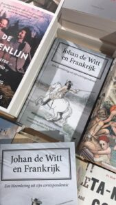 Johan de Witt van Frankrijk boek