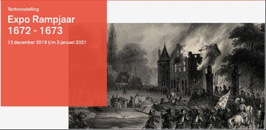 Expo Rampjaar 1672 – 1673
