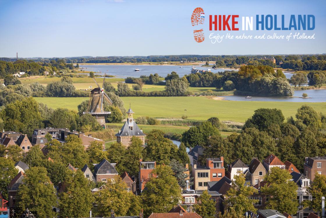 Hike in Holland reis door de Waterlinies