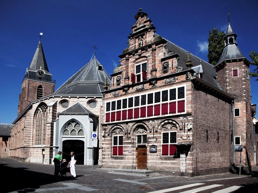 Online kunstkijken in Stadsmuseum Woerden