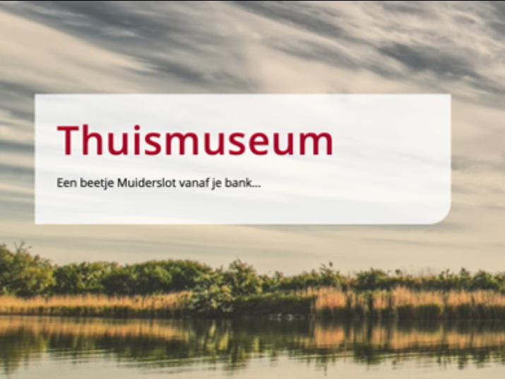 Thuismuseum Muiderslot