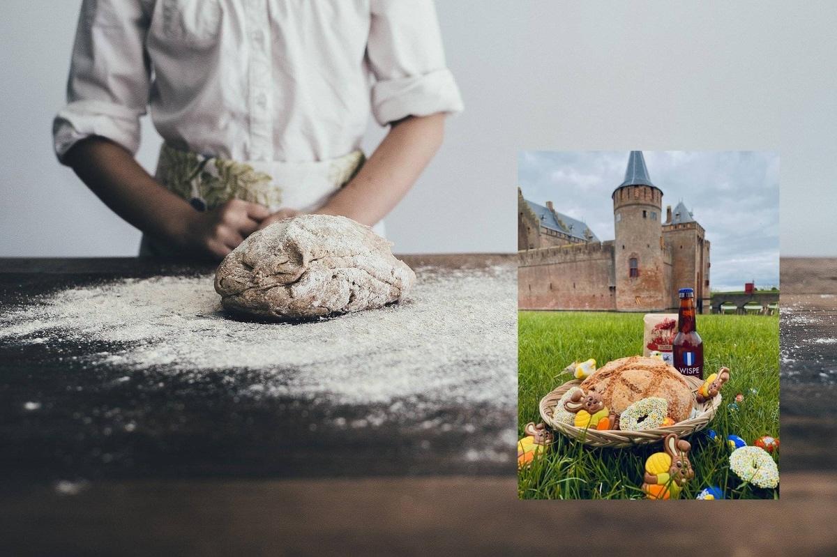 Bak je eigen middeleeuws bierbrood!