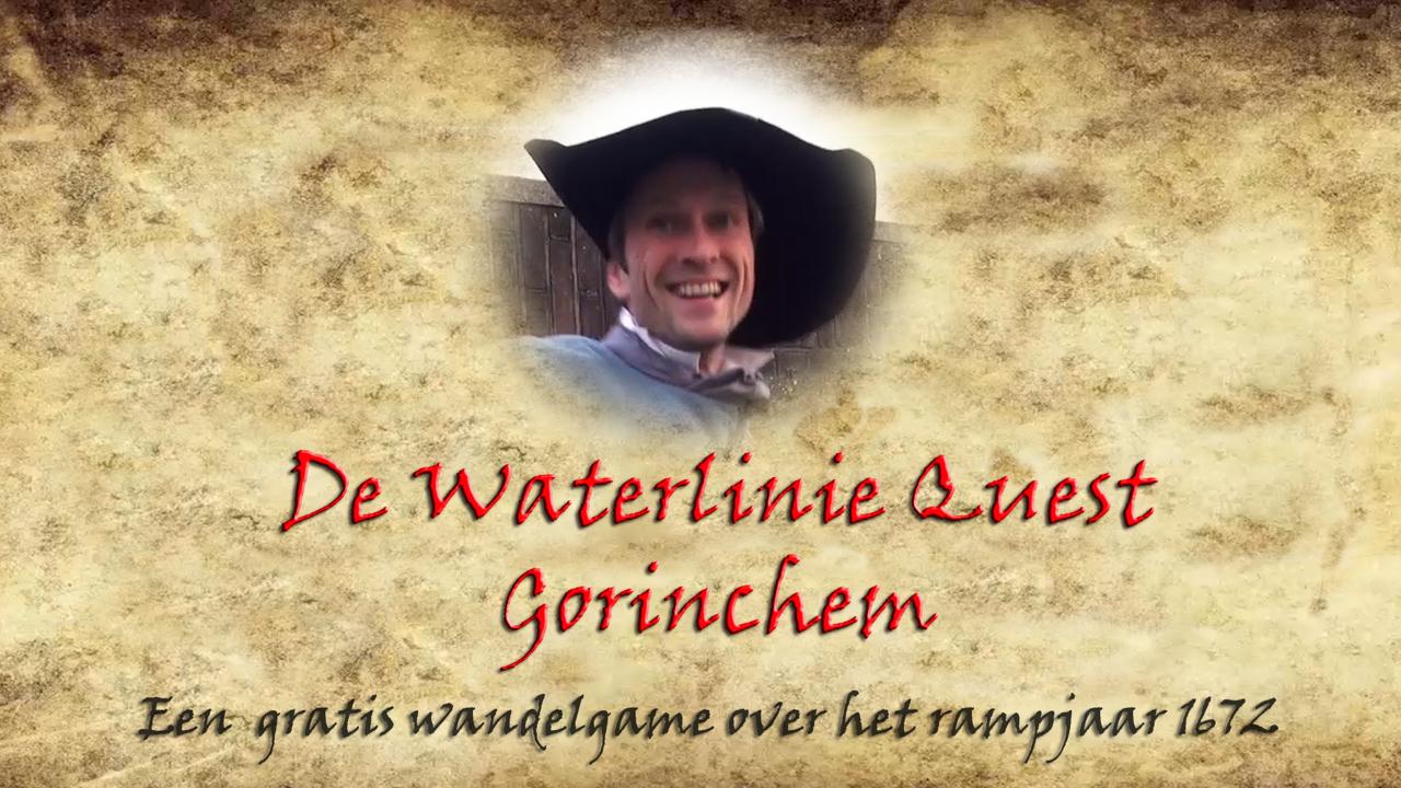 De Waterlinie Quest te Gorinchem