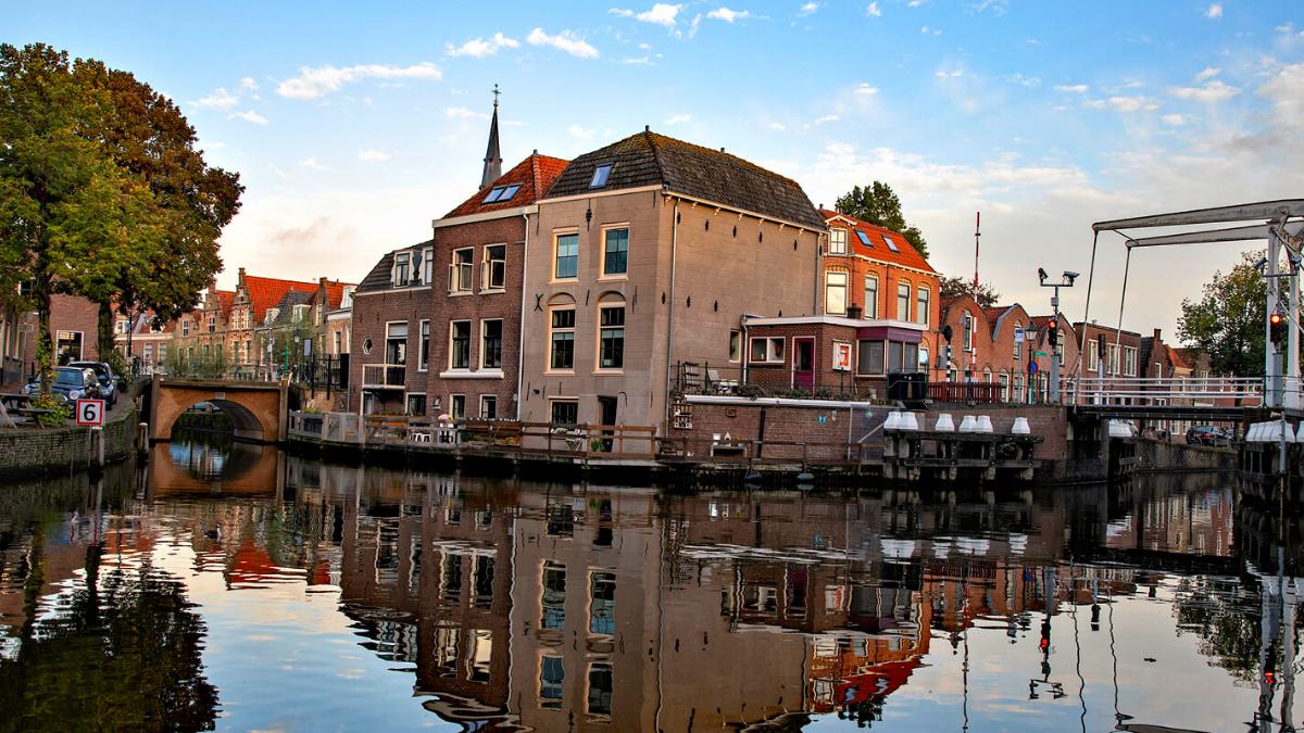 Virtual Reality in vestingstad Oudewater