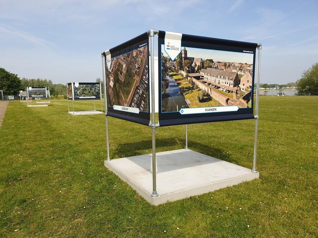 Rondleiding expositie met stadswandeling
